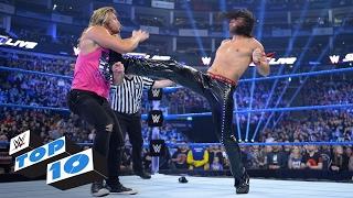 Inspirational Kickoff Matches Left Off WrestleMania DVD Cesaro Returns To Switzerland Videos SmackDown Top WrestlingInc
