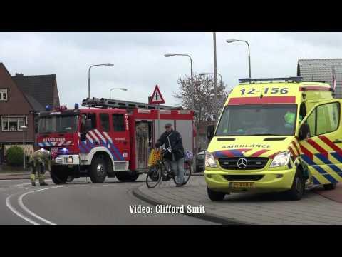 Aanrijding Havenkade IJmuiden