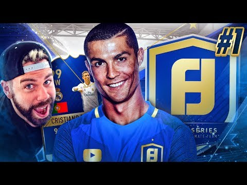 1ST OWNER 99 TOTS RONALDO TO GLORY!!!! - F8TAL TOTS #1 - FIFA 17 Ultimate Team