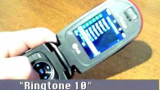 All Default Ringtones From The Verizon LG Vx8350