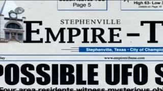 Záhada mimozemšťanov 2 - Svetlá nad Stephenvillom
