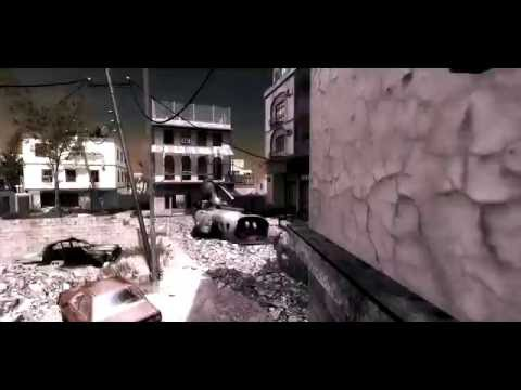Crash Rushes (CoD4) (PC)