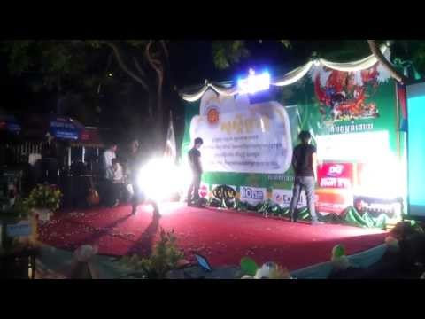 Gino's Group Khmer New Year Performance
