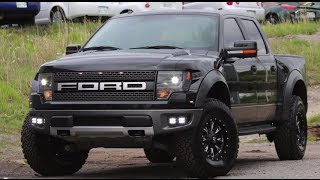 2013 Roush Raptor Upgraded Wheels ICON Suspension Loaded