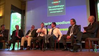 Geldwerkstatt Alternativen Geld Gesellschaft Korruption Staat Podiumsdiskussion 2013