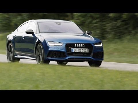 2015 Audi RS 7 Sportback First Drive