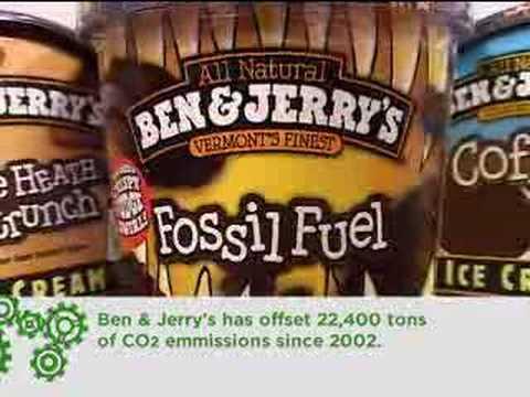ECO BIZ: Ben & Jerry's
