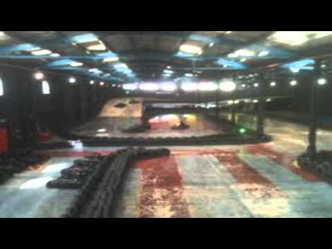 TeamSport Go Karting Brighton South Lancing South East England
