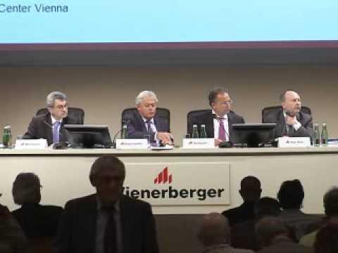 Wienerberger AG - 143. o. Hauptversammlung