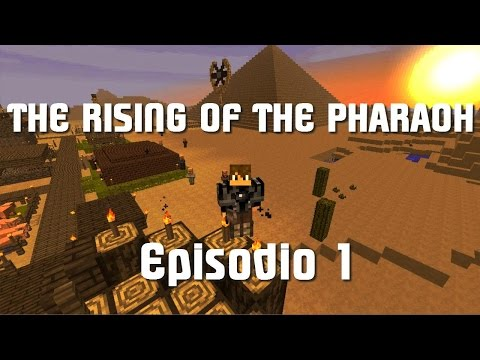 RUINAS ARQUEOLOGICAS!! The Rising of the Pharaoh - [LuzuGames]