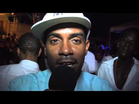 WHITE FETE 2013 Pure Vybz Antigua