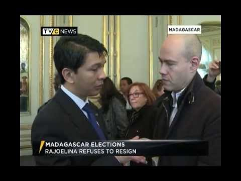 Madagascar Election: President Rajoelina refuses to resign
