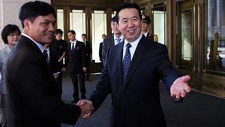 الشرطة الدولية تنتخب صينيا رئيسا جديدا للمنظمة |