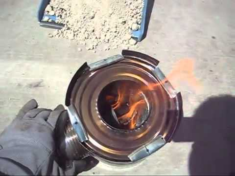 best rocket stove design ever update youtube