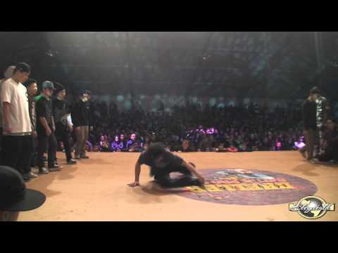 RIVERS vs CHASSEUR DE TRIP (CHELLES BATTLE PRO 2011) WWW.BBOYWORLD.COM