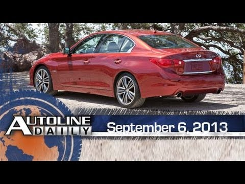 How Infiniti Design Draws from Nature - Episode 1209