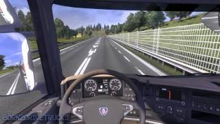 Euro Truck Simulator 2 Load To Zürich With Scania