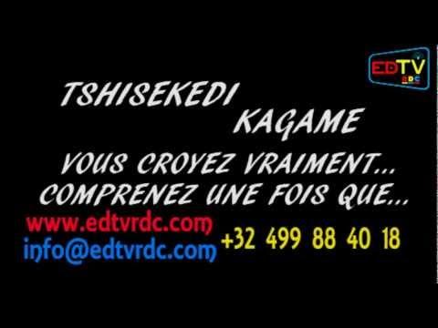 """TSHISEKEDI / KAGAME: UNE HISTOIRE """"H"""" DEMENTIE PAR LE CHARGE DE LA COMMUNICATION DE L'UDPS"""