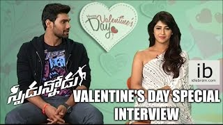 Speedunnodu Movie Valentine's Day Special Interview