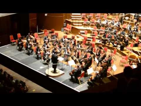 Orchestre Symphonique Kimbanguiste Performance in Bristol-UK, 16 Sept. 2014