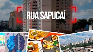Rua Sapucaí