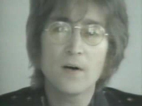 John Lennon - Imagine (official music video)