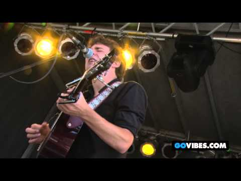 "Joe Pug Performs ""Not So Sure"" at Gathering of the Vibes Music Festival 2012"
