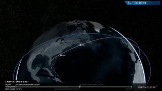 GPS III Space Vehicle 01