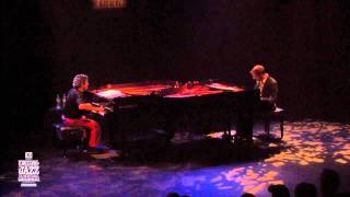 Aaron Parks and Joey Calderazzo Piano Duo - Concert 2012