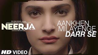 NEERJA movie, NEERJA Trailer, Sonam Kapoor, Shabana Azmi