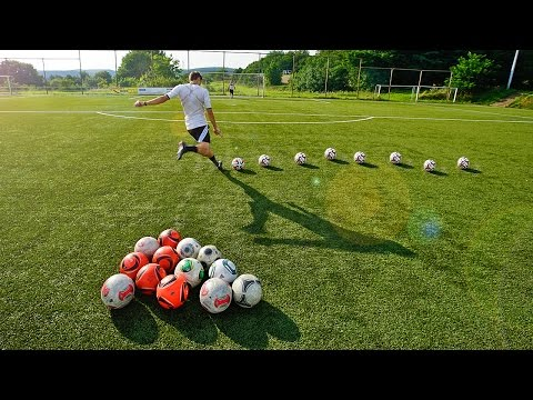 Ultimate adidas Torfabrik 2013/2014 Bundesliga Review | Free Kick Test | freekickerz