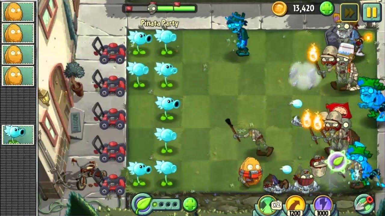 pflanzen gegen zombies video