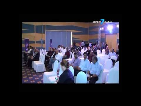 City7 TV - DMCC & GJEPC India launches inaugural Dubai Global Gem & Jewellery Fair