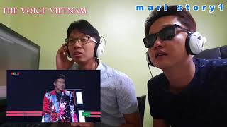 Haru Haru - Hansara The Voice - Giọng Hát Việt 2017 Han Quoc reaction (mari)