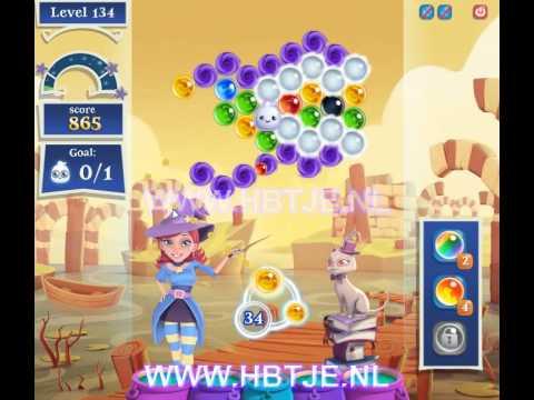 Bubble Witch Saga 2 level 134