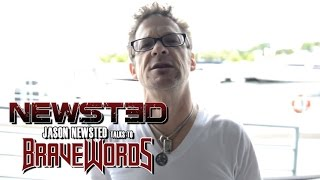 JASON NEWSTED Talks To BraveWords/LoudGuitars