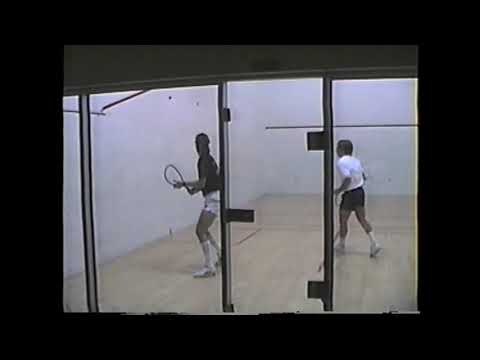 Racquet Ball - Open Singles Final 12-30-90