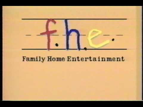 family home entertainment video logo youtube. Black Bedroom Furniture Sets. Home Design Ideas