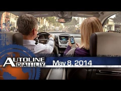 Hurricane Protection with GM's 4G LTE - Autoline Daily 1373