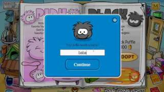 Club Penguin Puffle Cheat