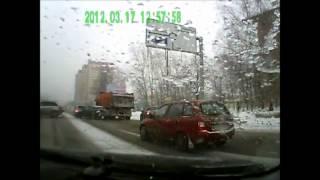 Подборка ДТП с видеорегистраторов 34 \ Car Crash compilation 34