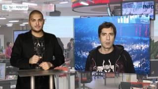 RAPINFO - Свист на бое Емельяненко, фильмы Высоцкий и МБХ
