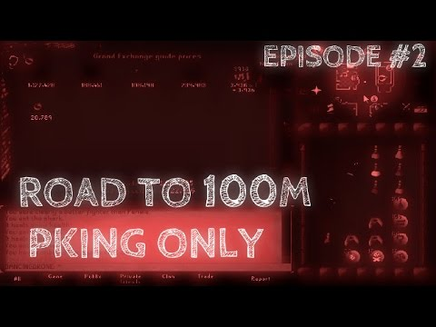OSRS - 100m From Scratch |PKING ONLY| EP#2 Trickskulling!