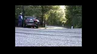Best Of Rally Crash Compilation Citroen C2   YouTube 2