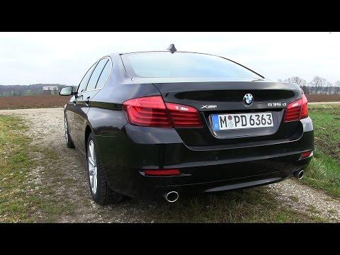 2015 BMW 535d xDrive (313 HP) Test Drive