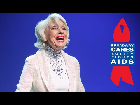 Carol Channing - Gypsy of the Year 2010 Opening