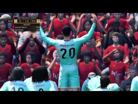 Fifa 18 Best goals part 3