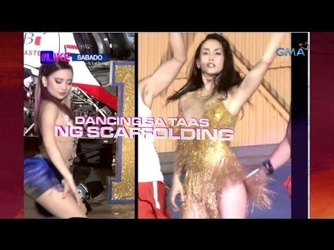#Like: Dance Princess vs Sabado Nights Girl