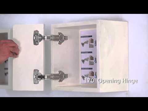 <span>Soft Close Concealed Cabinet Hinges</span>