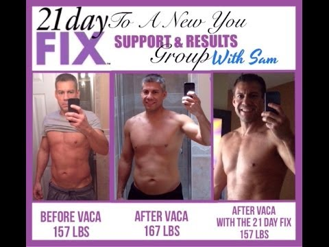 21 day FIX - Challenge Pack - YouTube